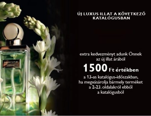 Sublime Nature Tuberose Parfum