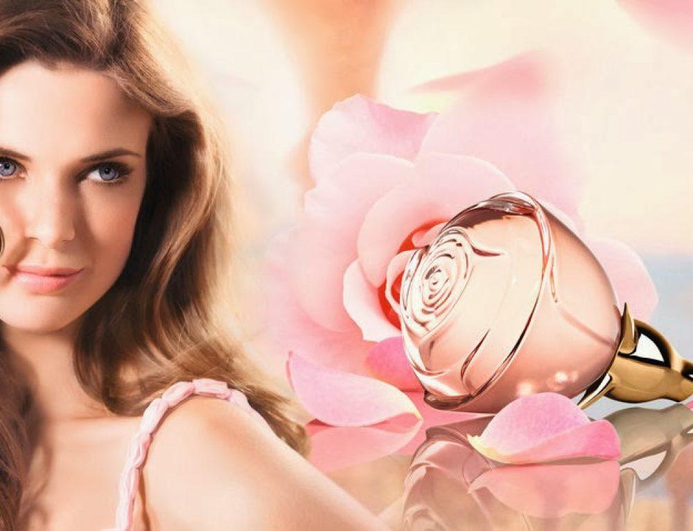 Rózsa illat az Oriflame termékekben