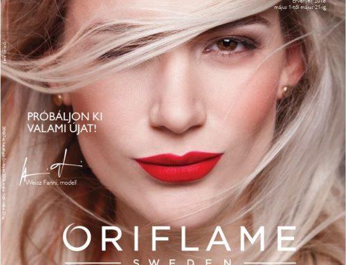 2018. 7-es Oriflame katalógus