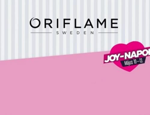 Oriflame JOY napok – Exkluzív szettek 50% kedvezménnyel!