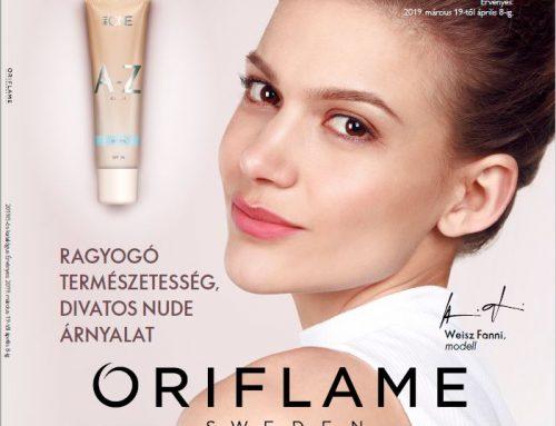 Oriflame 2019. 5-ös katalógus