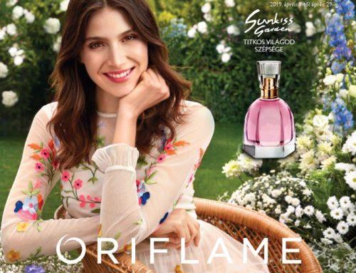 Oriflame 2019. 6-os katalógus