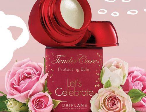 Let's Celebrate Univerzális balzsam az ecuadori rózsaolaj illatával